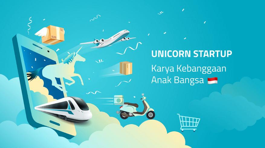 √ inilah penjelasan singkat tentang startup unicorn