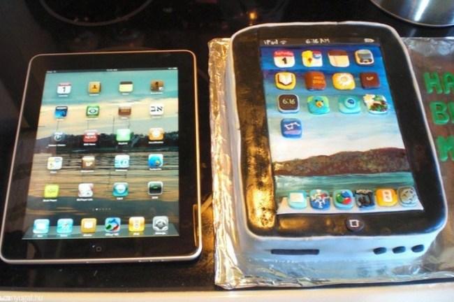 Kue Bentuk Android