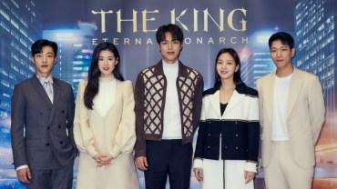 Sinopsis Drama Korea The King-Eternal Monarch