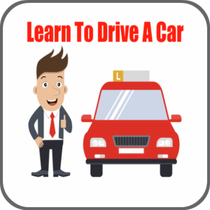 Learn How To Drive Car