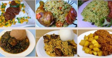 Nigerian Dishes for Dinner