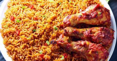How To Prepare Spicy Party Jollof Rice