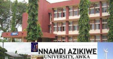 UNIZIK Courses and Admission Requirements