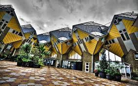 CUBIC HOUSES, ROTTERDAM NETHERLANDS