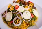 How To Prepare Abacha Food