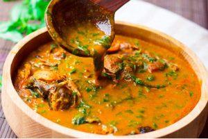 How To Prepare Delicious Ogbono Soup