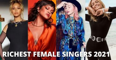 Top 10 Richest Female Musicians In The World
