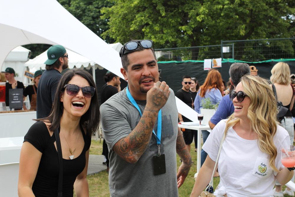 Taste of Toronto Event 2017 www.dailytiramisu.com