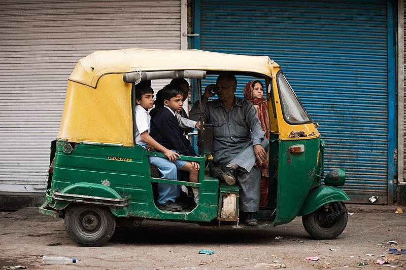 satnav penetration in india