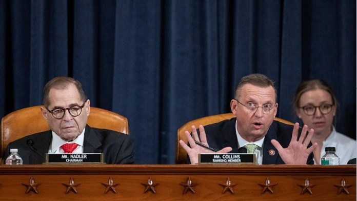 House Judiciary postpones vote on impeachment articles after hot debate1