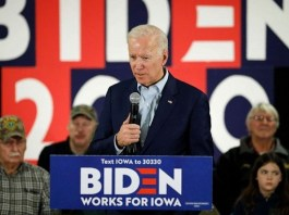 Biden campaign published new ad that claims 'he's the safest choice'