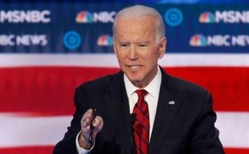 Joe Biden says he was arrested in South Africa while visiting Mandela
