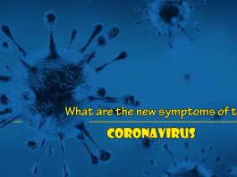 Do you know about the new symptoms of the coronavirus? Photo: Daily US Times