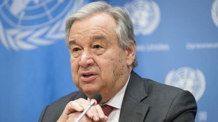 Coronavirus sparked 'tsunami of hate, xenophobia', UN chief warns