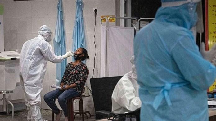 Hospitals overwhelmed as coronavirus cases explode in India