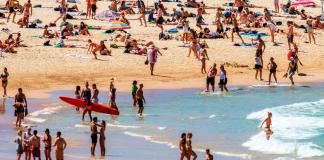 How did Australia flatten its coronavirus curve