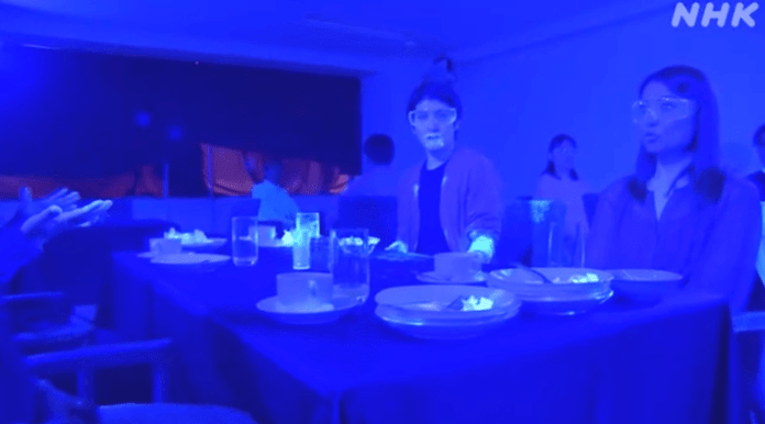 Viral Japanese Video Shows How Quickly COVID-19 Can Spread At A Buffet