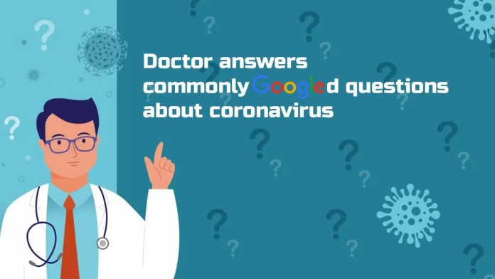Coronavirus Lockdown FAQs and most commonly googled questions about coronavirus. Photo: Times of India