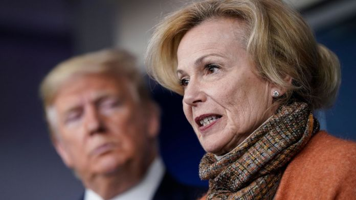 Birx warns of rise in coronavirus cases as Trump paints rosy picture