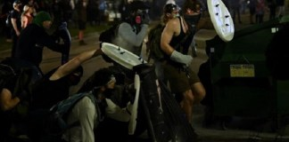 Two shot dead in third night of Wisconsin protest