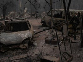 Dozens are missing in Oregon amid wildfires