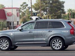 Uber's self-driving operator charged over fatal crash