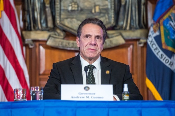 Governor Cuomo apologizes, but rejects calls to resign