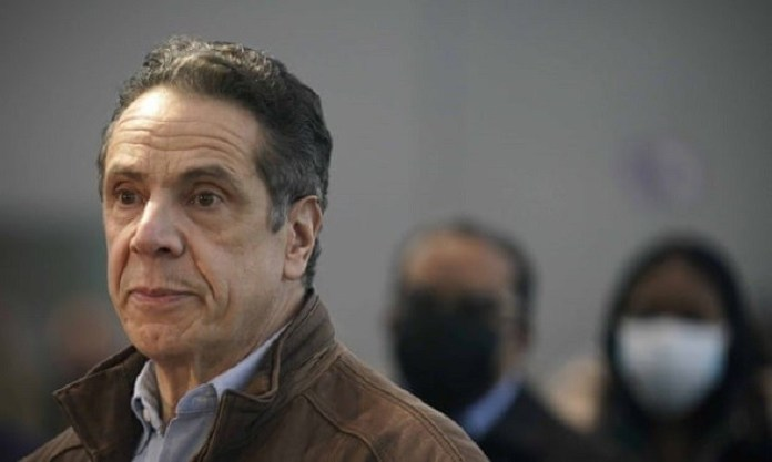 New York assembly approves 'impeachment investigation' into Andrew Cuomo