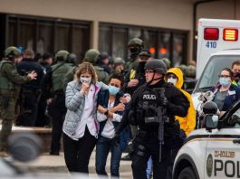 Police identified 10 victims and suspect in Colorado shooting