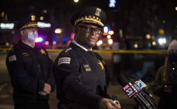 Chicago police shooting victim was 13-year-old boy, department says