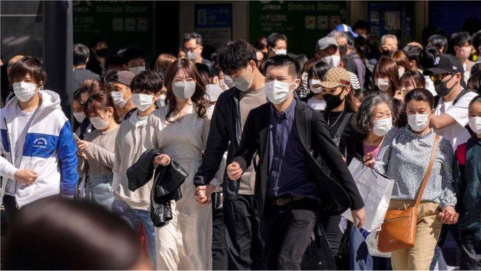 Japan declares virus emergency in Tokyo as Olympics near