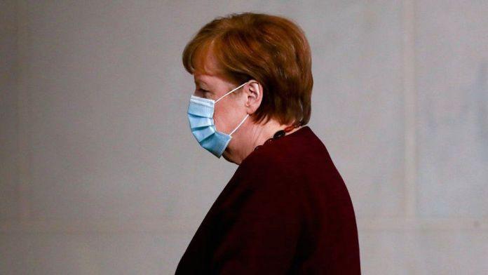 Angela Merkel receives Moderna as second jab after AstraZeneca shot