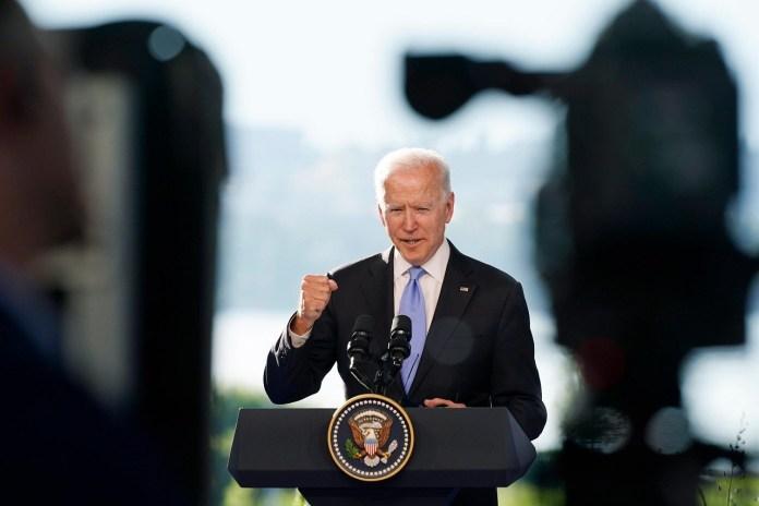 Biden backs funding more police to fight crime wave