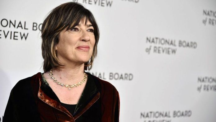 Christiane Amanpour says she has ovarian cancer