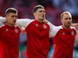 Denmark midfielder Christian Eriksen 'awake' after collapsing on pitch