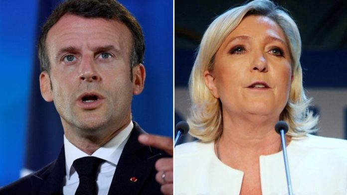 Macron and Le Pen fail to make ground - exit poll