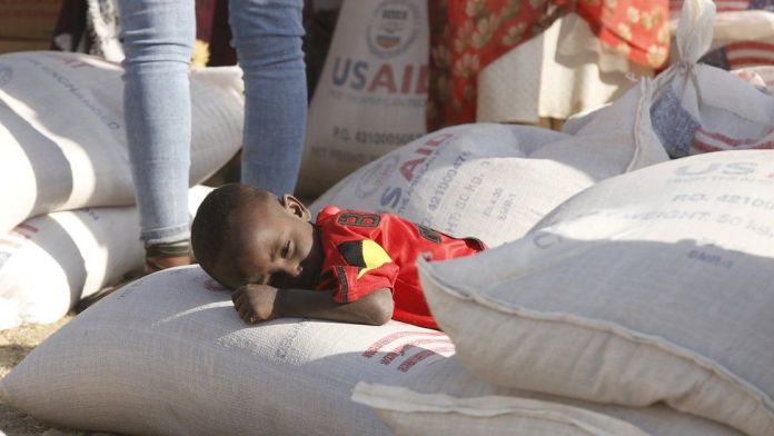 UN aid chief says there is famine Ethiopia's Tigray region
