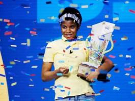 Image: 2021 Scripps National Spelling Bee Finals
