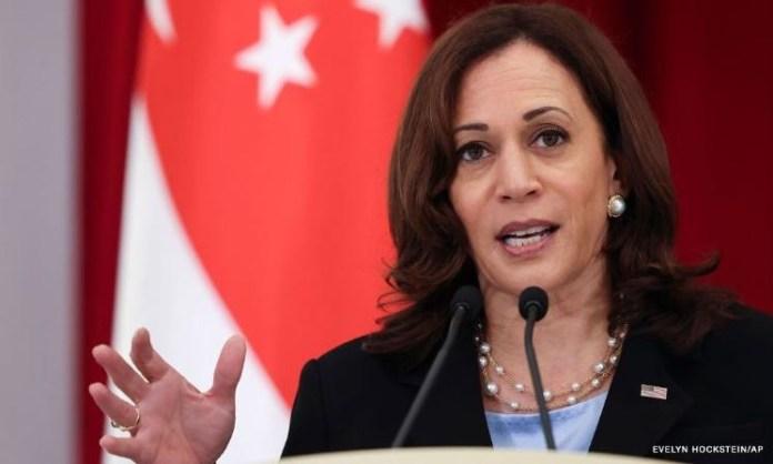 Afghanistan fallout hits Harris' Southeast Asia trip