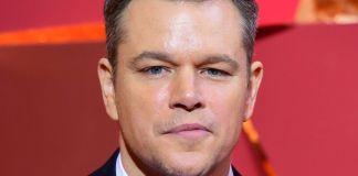Matt Damon's daughter stopped him using a gay slur