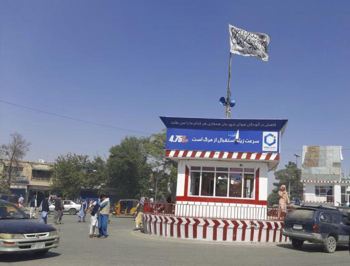 Most of Kunduz falls to Taliban, Afghan officials say