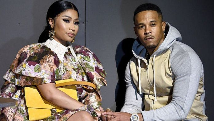 Nicki Minaj and husband Kenneth Petty sued by sex assault victim