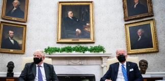 Biden downplays chances of UK-US trade deal