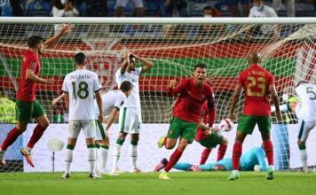 Cristiano Ronaldo breaks men's international scoring record
