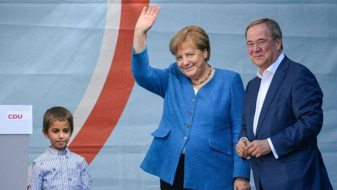 Germany decides who will take charge after Merkel