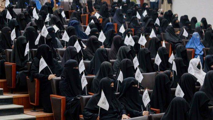 Taliban announce new rules for female students