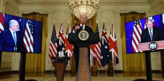 UK, US and Australia launch pact to counter China