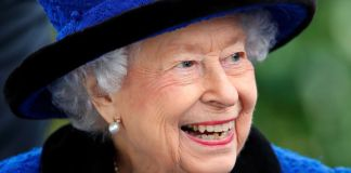 The Queen back at Windsor after hospital stay