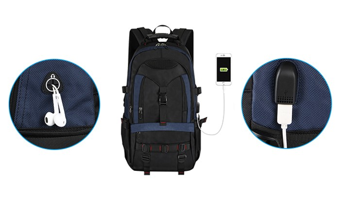 Tocode Laptop Travel Backpack