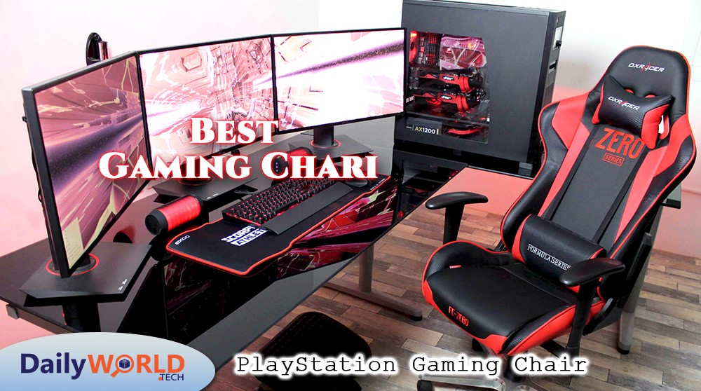PlayStation Gaming Chair